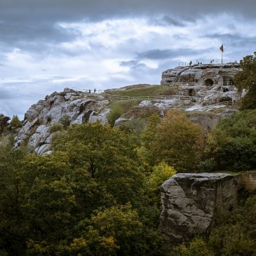 Sterzing und Burg Reifenstein